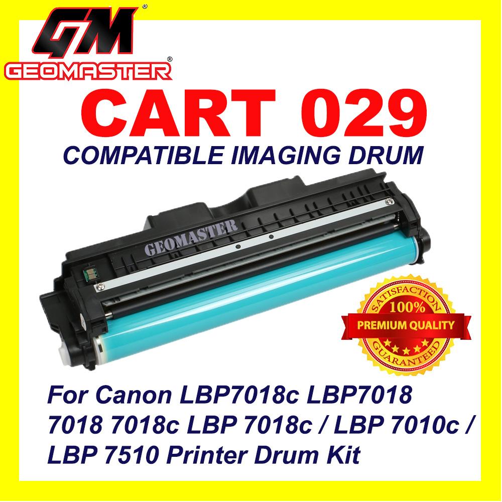 Canon 329 / 029 / Cartridge 029 High Quality Compatible Drum Unit For Canon LBP7018c LBP7018 7018 7018c LBP 7018c / LBP 7010c / LBP 7510 Printer Drum Kit