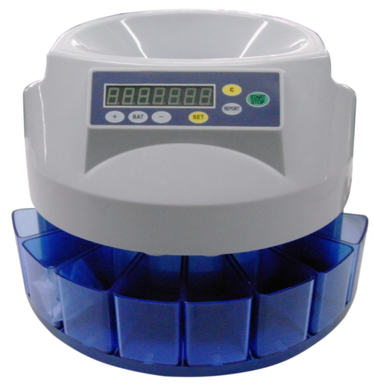 Money Coin Counter Sorter Machine Heavyduty 8 Years Warranty