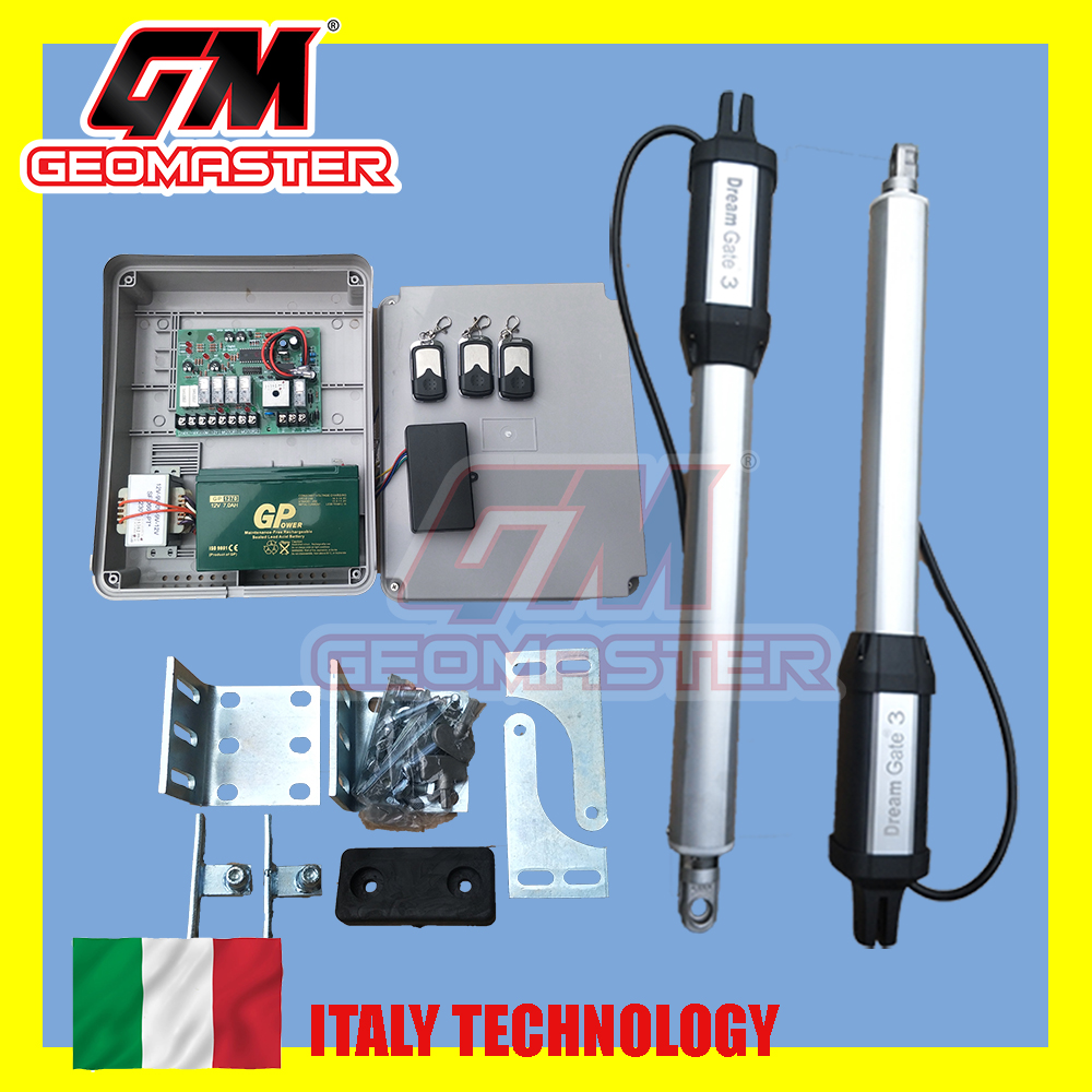 SUPER STRONG AUTOGATE SYSTEM ITALY TECHNOLOGY