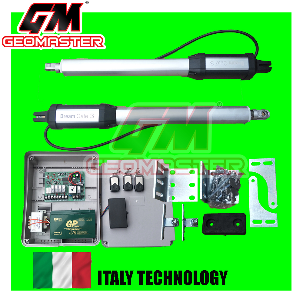 SWEET HOME ITALY AUTOGATE / AUTO GATE DREAM GATE SYSTEM