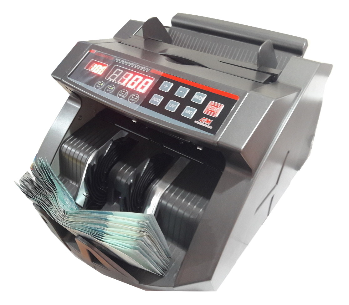 GEOMASTER MONEY  COUNTER MACHINE MG08 II