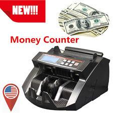 PROFESSIONAL MONEY NOTE COUNTER MACHINE- BANK RECOMEND+ 8 YRS WARRANTY  II
