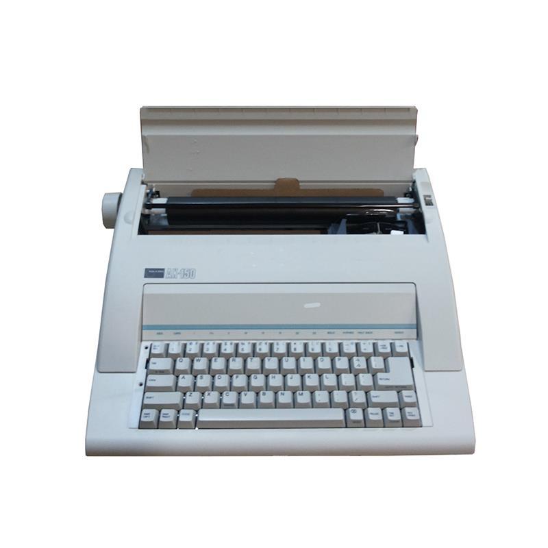 Nakajima electronic typewriter ax150 (3 years warranty).