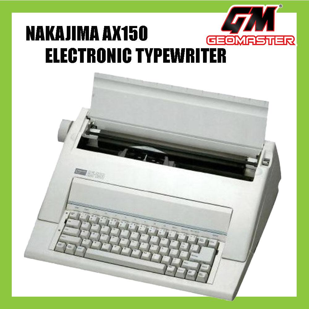 Nakajima ax-150 (used) youtube.