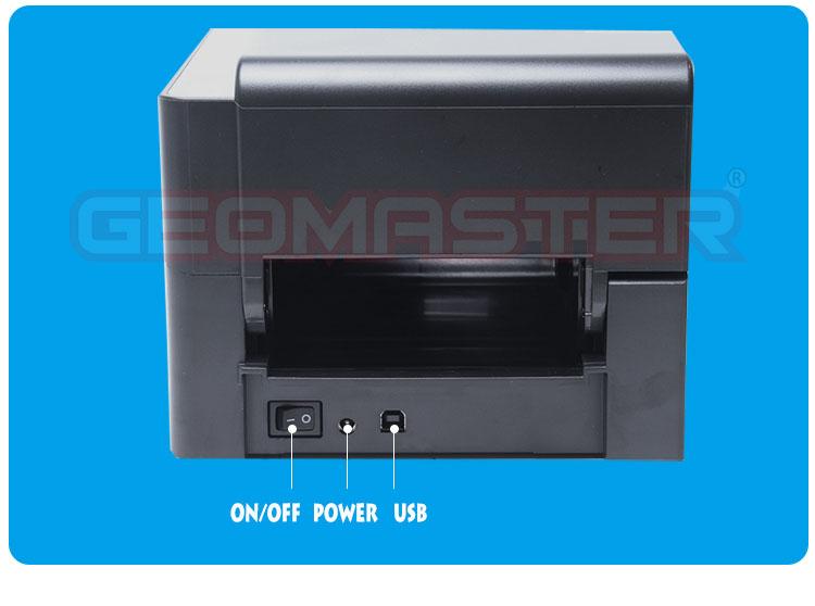 TSC TE244 Barcode Label Printer With FREE Label & Ribbon + FREE PENDRIVE