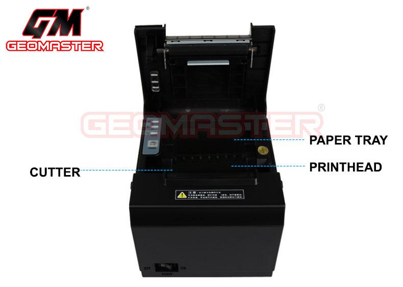 GEMASTER GM-7700 THERMAL RECEIPT PRINTER -80mm USB CONNECT