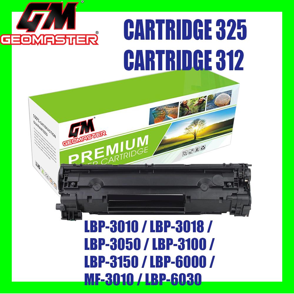 Canon 325 Compatible / Cartridge 312 Compatible High Quality Compatible Toner Catridge LBP-3010 / LBP-3018 / LBP-3050 / LBP-3100 / LBP-3150 / LBP-6000 / MF-3010 / LBP-6030 / LBP-6030w