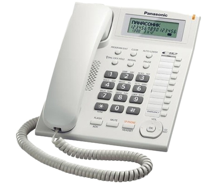 PANASONIC KX-TS880 SINGLE LINE PHONE