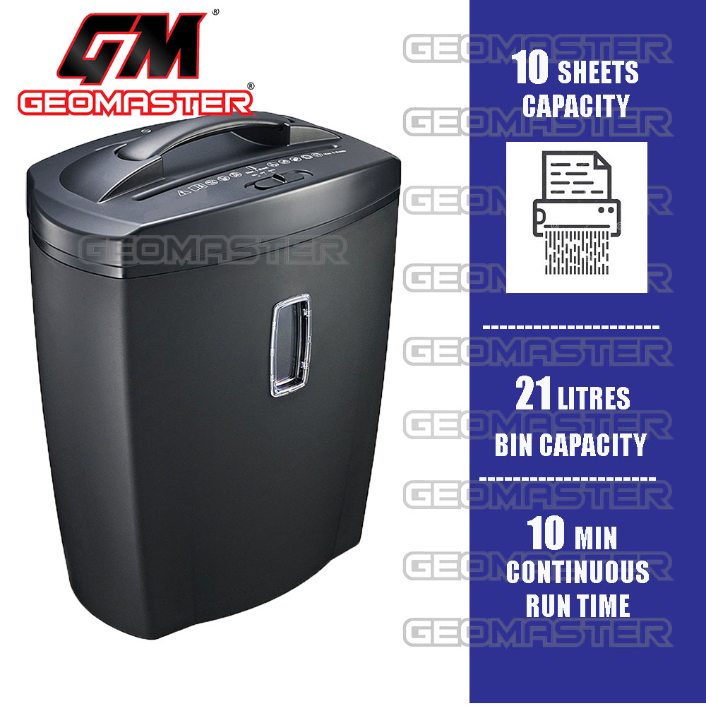 STRONG PAPER SHRDDER CROSS CUT PAPER SHREDDER